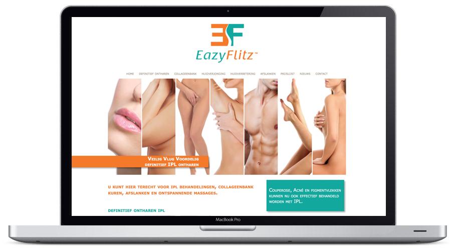Eazyflitz website