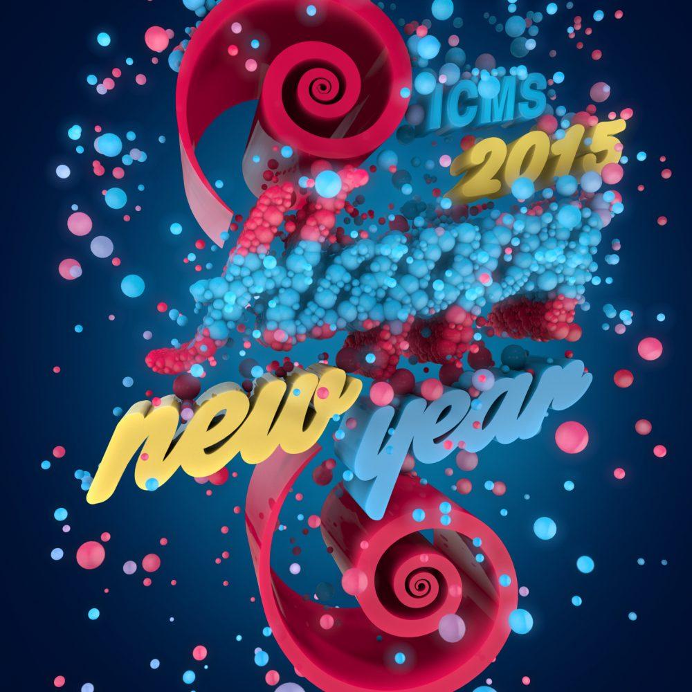 ICMS Happy New Year